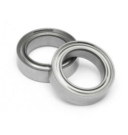 FAST EDDY BEARINGS FED 1/2X3/4X5/32 METAL SHIELD BEARINGS (2)