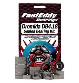 FAST EDDY BEARINGS FED DROMIDA MT4.18 & DB4.18 BEARING KIT