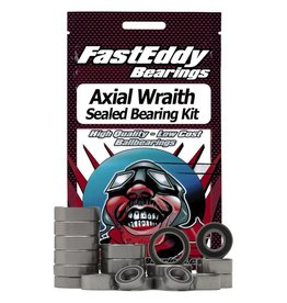 FAST EDDY BEARINGS FED AXIAL WRAITH BEARING KIT
