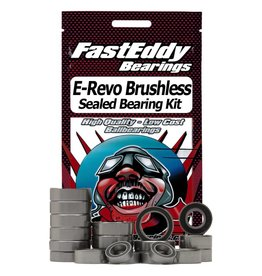FAST EDDY BEARINGS FED TRAXXAS E-REVO BEARING KIT