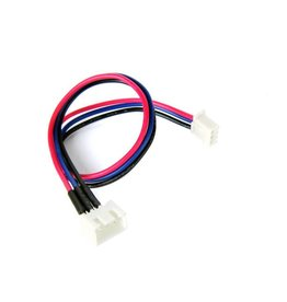 "COMMON SENSE RC CSRC 10.5"" 2S LIPO BALANCE LEAD EXTENSION CABLE: XH"