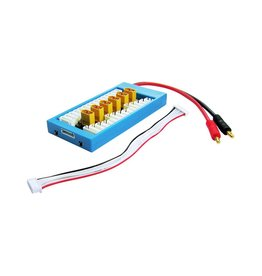 COMMON SENSE RC CSRC PARALLEL CHARGING BOARD: XT60