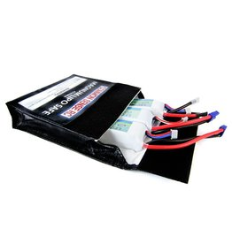 COMMON SENSE RC CSRC MAGNUM SMALL LIPO SAFE BAG