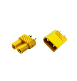 COMMON SENSE RC CSRC XT30 CONNECTOR (PAIR)
