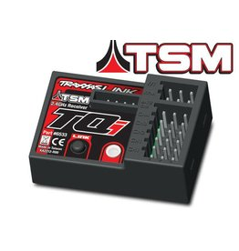 TRAXXAS TRA6533 RECEIVER, MICRO, TQI 2.4GHZ WITH TELEMETRY & TSM (5-CHANNEL)