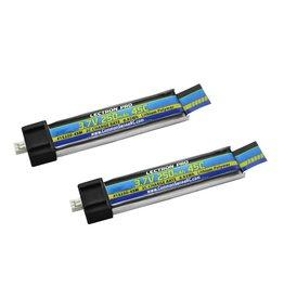 LECTRON PRO LECTRON PRO 1S LIPO 3.7V 250MAH 45C BATTERY (2): MCX