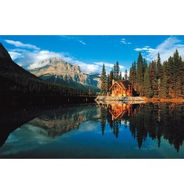TOMAX TOM100-143 BANFF NATIONAL PARK WORLD HERITAGE SITE ALBERTA CANADA  1000 PCS PUZZLE