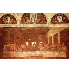 TOMAX TOM100-038 THE LAST SUPPER 1000 PCS PUZZLE