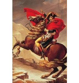 TOMAX TOM100-007 NAPOLEON CROSSING THE ALPS 1000 PCS PUZZLE
