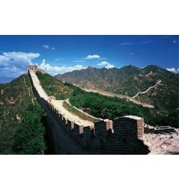 TOMAX TOM100-328 THE GREAT WALL OF CHINA 1000 PCS PUZZLE GLOW IN THE DARK