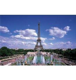 TOMAX TOM100-133 TOWER EIFFEL PARIS FRANCE 1000 PCS PUZZLE