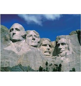 TOMAX TOM200-023 MOUNT RUSHMORE NATIONAL MONUMENT USA 2000 PCS PUZZLE