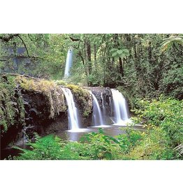 TOMAX TOM30-038 THE FALLS 300 PCS PUZZLE GLOW IN THE DARK