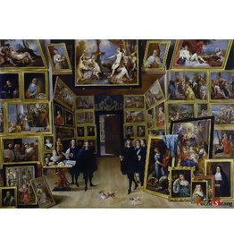 TOMAX TOM50-120 ARCHDUKE LEOPOLD WILHEM HIS PICTURE GALLERY 500 PCS PUZZLE