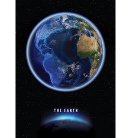 TOMAX TOM50-062 THE EARTH 500 PCS PUZZLE GLOW IN THE DARK