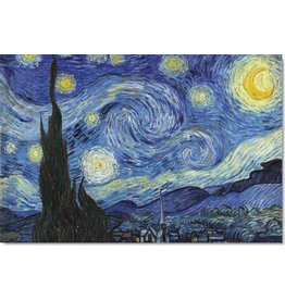 TOMAX TOM100-342 STARRY NIGHT 1000 PCS PUZZLE GLOW IN THE DARK