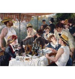 TOMAX TOM200-022 THE LUNCHEON OF THE BOATING PARTY 2000 PCS PUZZLE