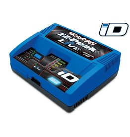 TRAXXAS TRA2971 CHARGER, EZ-PEAK LIVE, 100W, NIMH/LIPO WITH ID AUTO BATTERY IDENTIFICATION