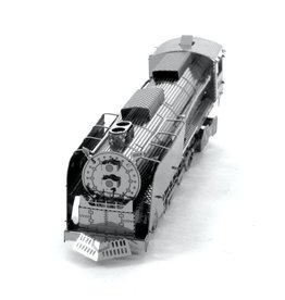 METAL EARTH MMS033 STEAM LOCOMOTIVE (2 SHEETS)