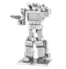 METAL EARTH MMS302 TRANSFORMER SOUNDWAVE (2 SHEETS)
