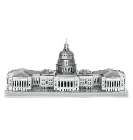 METAL EARTH MMS054 UNITED STATES CAPITOL (2 SHEETS)