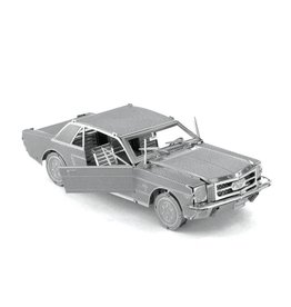 METAL EARTH MMS056 1965 FORD MUSTANG (2 SHEETS)