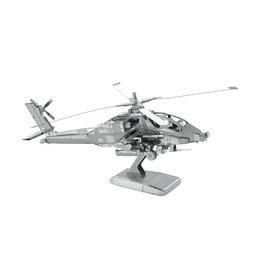METAL EARTH MMS083 AH-64 APACHE (2 SHEETS)