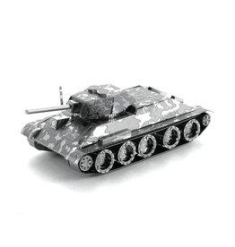 METAL EARTH MMS201 T-34 TANK (2 SHEETS)