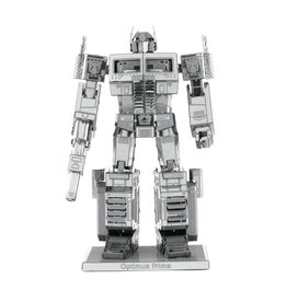 METAL EARTH MMS300 TRANSFORMER OPTIMUS PRIME (2 SHEETS)