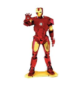 METAL EARTH MMS322 IRON MAN (3 SHEETS)
