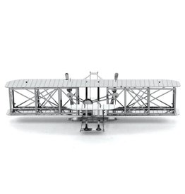 METAL EARTH MMS042 WRIGHT BROTHERS AIRPLANE (1 SHEET)