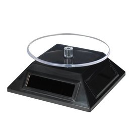 METAL EARTH SS1 SOLAR SPINNER ROTARY DISPLAY STAND