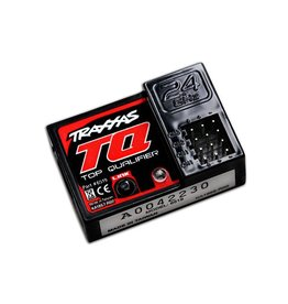 TRAXXAS TRA6519 RECEIVER, MICRO, TQ 2.4GHZ (3-CHANNEL)