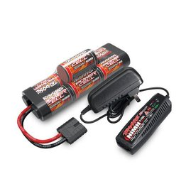 TRAXXAS TRA2984 NIMH PACK  2-AMP AC CHARGER, 8.4V 3000MAH