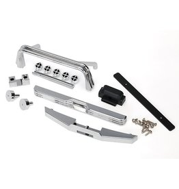 TRAXXAS TRA3662 BODY ACCESSORIES KIT, BIGFOOT® NO. 1 (INCLUDES WINCH, FRONT AND REAR BUMPERS, ROLL BAR, LIGHT BAR, ENGINE DETAIL, & MOUNTING HARDWARE) (GRILL SOLD SEPARATELY)
