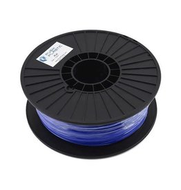 PUSH PLASTIC LCC PSH1005 3D PRINTER PLA FILAMENT: ULTRA BLUE