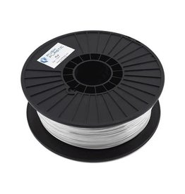 PUSH PLASTIC LCC PSH1001 3D PRINTER PLA FILAMENT: WHITE