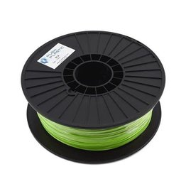 PUSH PLASTIC LCC PSH1009 3D PRINTER PLA FILAMENT: LIME GREEN