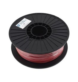PUSH PLASTIC LCC PSH1002 3D PRINTER PLA FILAMENT: RED