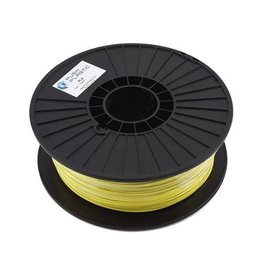 PUSH PLASTIC LCC PSH1004 3D PRINTER PLA FILAMENT: YELLOW