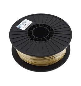 PUSH PLASTIC LCC PSH1022 3D PRINTER PLA FILAMENT: GOLD METALLIC