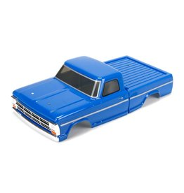 VATERRA VTR230044 1968 FORD F100 S BODY: BLUE PAINTED