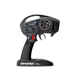 TRAXXAS TRA6529 TRANSMITTER, TQI TRAXXAS LINK ENABLED, 2.4GHZ HIGH OUTPUT, 3-CHANNEL (TRANSMITTER ONLY)