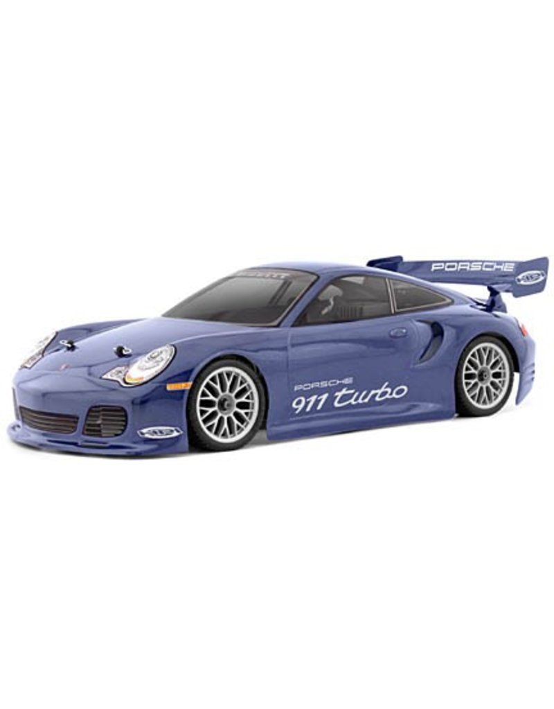 Hpi7435 Porsche 911 Turbo Body My Tobbies Toys Hobbies