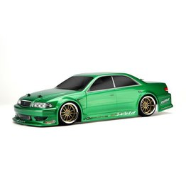HPI RACING HPI30721 VERTEX RIDGE JZX100 TOYOTA MARK II BODY CLEAR