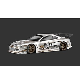 HPI RACING HPI17530 NISSAN SILVIA S15 CLEAR BODY