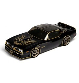 HPI RACING HPI107201 1978 FIREBIRD CLEAR BODY