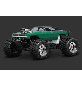 HPI RACING HPI7184 1969 CHARGER BODY CLEAR
