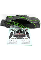 REDCAT RACING BS801-017G EARTHQUAKE GREEN/BLACK