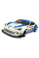 HPI RACING HPI114644 FATLACE SUBARU BRZ PAINTED BODY